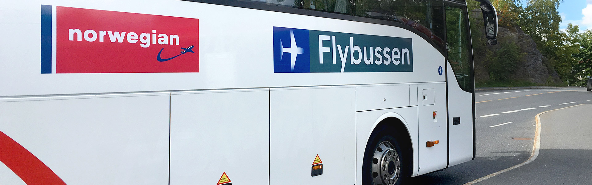 Flybussen CashPoints Norwegian Reward